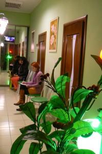стоматология рико рязань коридор