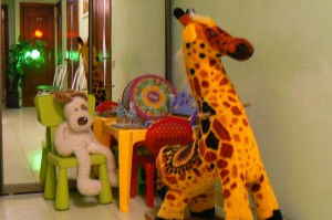 игровая комната детство