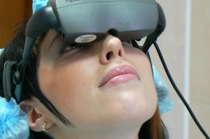 Видео очки в стоматологии Рико