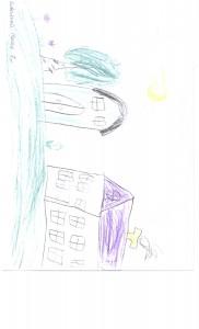 Рисунок Ковылиной Насти, 7 ЛЕТ