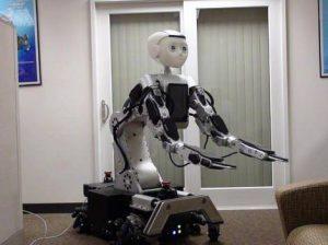 робот рико