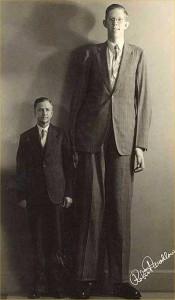 Самый высокий в мире человек