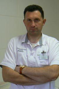 Большаков Сергей Юрьевич врач стоматолог - терапевт