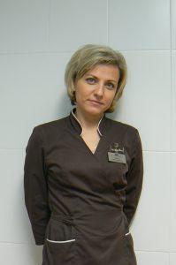Ковтун Лариса Ивановна старший администратор